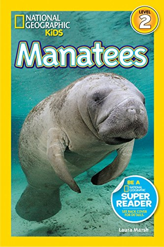 Manatees (National Geographic Readers, Level 2)