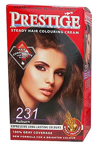 Vip's Prestige - Crème colorante pour cheveux, couleur brun N231