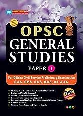 OPSC GENERAL STUDIES PAPER - I (For Odisha Civil Service Preliminary Exams)