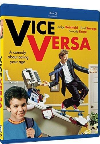 Vice Versa [Blu-ray] [Import italien]