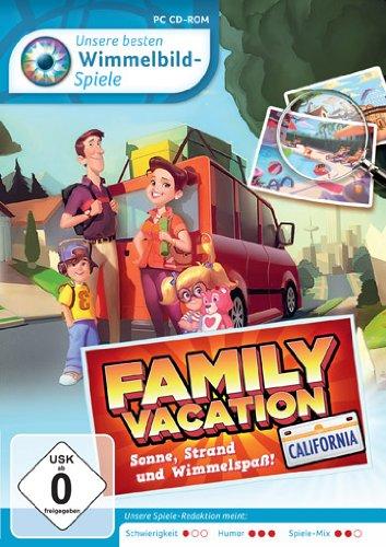 Family Vacation: California - Sonne, Starnd und Wimmelspaß