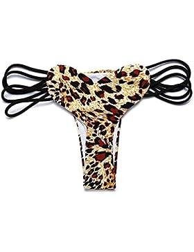 Costume da bagno delle signore Pantaloni bikini di amore di costume da bagno di modo Costumi da bagno dello Swimsuit...
