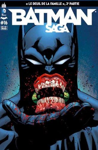 Batman Saga, n 16