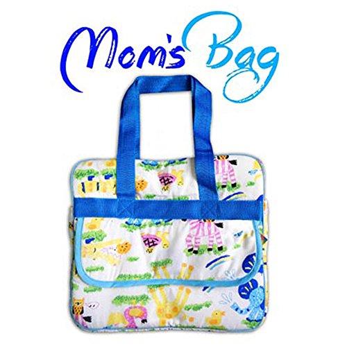 ebizstorz Mom's & Baby Bag - Blue