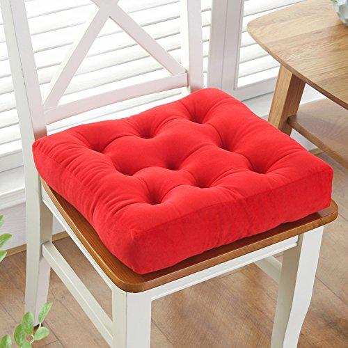 DY 100 Coton Matelass Booster Coussin De Chaise Confort Premium Douceur Exceptionnelle Galette