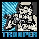 Star Wars Rebels Storm Trooper–Lienzo (30x 30cm