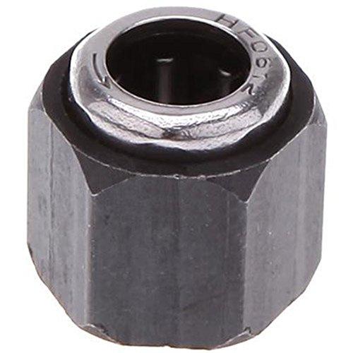 ecrou hexagonal - TOOGOO (R)Hot R025-12mm Pieces Hex Nut One Way Palier pour HSP 1:10 RC Car Nitro Moteur UK