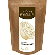 Sevenhills Wholefoods Cacao En Polvo Orgánico 250g