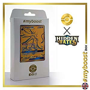 my-booster-SM11 Cartas de Pokémon (SM11.5-UK-SM104A)