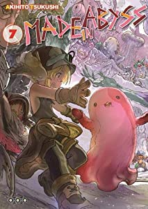 Made in Abyss Edition simple Tome 7