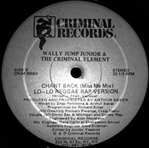 Jummp-Back [Vinyl Single 12'']