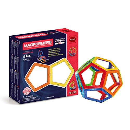 Preisvergleich Produktbild Magformers 274-04 - Pentagon Spielzeug, 12-er Set
