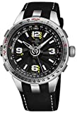 Perrelet Men's Case Quartz Analog Watch A1085-1A