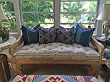 Home of Wool/Tufted Wool-Filled Daybed Cushion / 4
