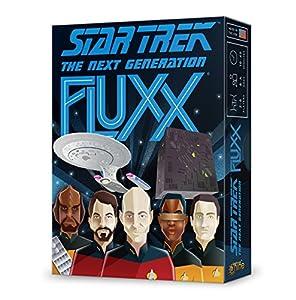 Looney Labs LON00086 Star Trek: Next Generation Fluxx - Sillín de Bicicleta
