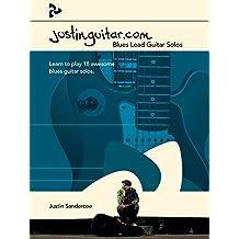 Justinguitar.com Blues Lead Guitar Solos (Justinguitarcom)