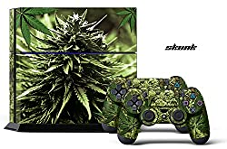 PS4 Console + Controller Skin - Skunk