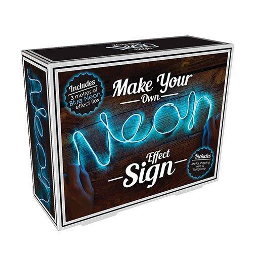 Puckator Neonlicht Effekt Schriftzug DIY Neon -