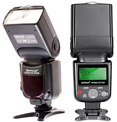 Sonia TTL Flash / Speedlite DF-900II for Canon