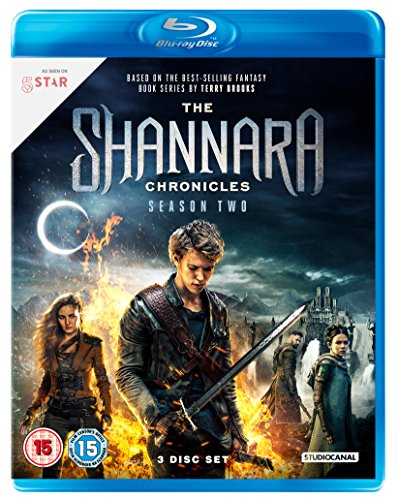 Shannara chronicles the best amazon price in savemoney the shannara chronicles seaso reino unido blu ray fandeluxe Gallery
