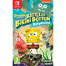Spongebob SquarePants: Battle for Bikini Bottom - Rehydrated - - Nintendo Switch