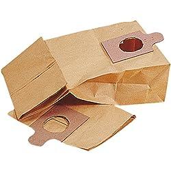 Fartools 101833 Lot de 5 sacs à poussières 16 L