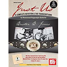 Just Us: 14 Complete Notation & Tab Transcriptions (English Edition)