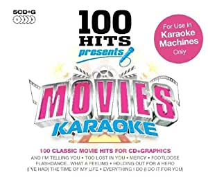 100 Hits Presents: Movies Karaoke