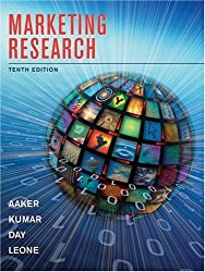 Marketing Research by David A. Aaker (2009-12-21)