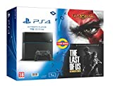 Ps4 Console Best Deals - Sony PS4 1TB Console - Ultimate Player Edition (Free Games: God of War and the Last of Us)