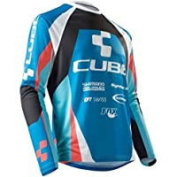 Cube Action Team Signature Cycling Jersey