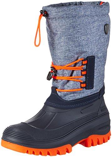 CMP Unisex-Erwachsene Ahto Bootsportschuhe, Türkis (Denim Mel. L552), 39 EU