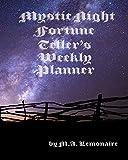 Mystic Night Fortune Teller's Weekly Planner