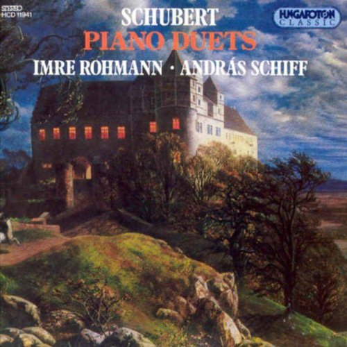 Schubert franz duo pour piano