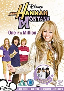Hannah Montana: One In A Million [DVD] (B001BP1Z1G)   Amazon price tracker / tracking, Amazon price history charts, Amazon price watches, Amazon price drop alerts