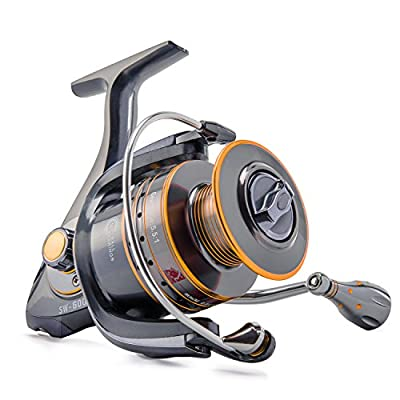 Supertrip TM Fishing Reels Stainless Steel Spinning Reel Strong Corrosion Resistance Metal Saltwater Fishing Reel from Guangzhou Supertrip Network Technology CO., LTD