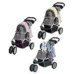 Pet Stroller Ips-09/Blue, dog carrier, trolley, Trailer, Innopet, Buggy First Class. Foldable pet buggy, pushchair, pram… 9