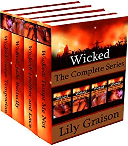 Wicked: The Complete Series (The Wicked Series Book 5) (English Edition) di [Graison, Lily]