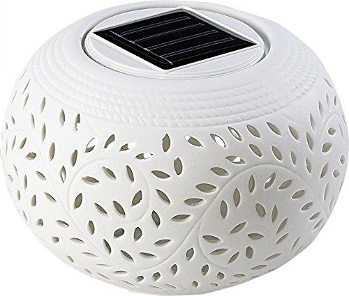 Lunartec - NC6026 - Lampe à LED solaire ''Méditerranée''