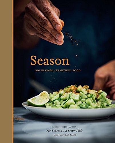 Season: Big Flavors, Beautiful Food (English Edition)