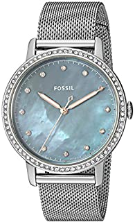 Fossil Orologio Analogico Quarzo da Donna con Cinturino in Acciaio Inox ES4313 (B074ZGW4FB) | Amazon price tracker / tracking, Amazon price history charts, Amazon price watches, Amazon price drop alerts