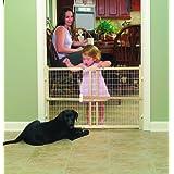 GMI 24-Inch GuardMaster II Wire Mesh Security Pet Gate, Standard