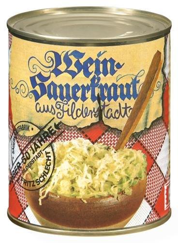 Filderstadt Weinsauerkraut, 12er Pack (12 x 770 g)
