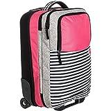 Roxy Roll Up Juego de maletas, 50 cm, 35 litros, Highrise Heather Gris