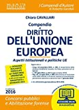 Compendio di diritto dell'Unione Europea. Aspetti istituzionali e politiche UE. Con espansione online