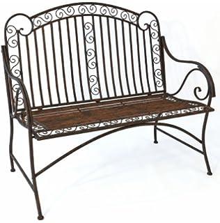 gartenbank eisen bestseller shop. Black Bedroom Furniture Sets. Home Design Ideas