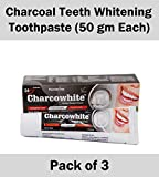Windlas - Activated Charcoal Toothpaste For Teeth Whitening Best Natural Whitener, Fluoride Free,50