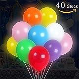 LED luftballons, leuchtende bunte Luftballons für Party Geburtstag Hochzeit Festival Weihnachten Ostern