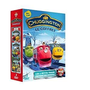 Chuggington - Coffret 3 DVD