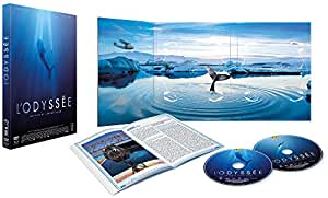 L'ODYSSEE EDITION COLLECTOR [Combo Blu-ray + DVD] [Combo Blu-ray + DVD]